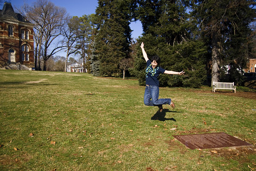 Me!...jumping