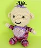 Bitty Baby (Oiyi) Tags: baby toys crochet amigurumi bittybaby