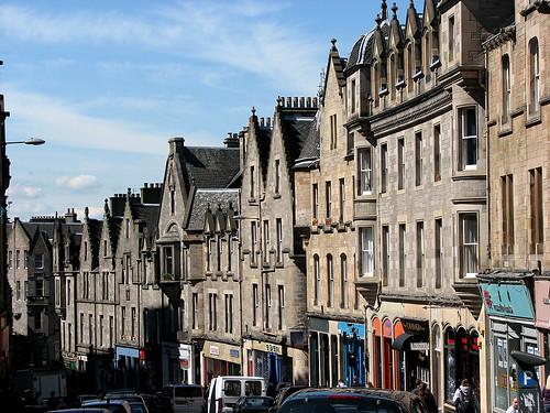 Edinburgh Buildings 2