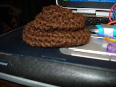 DSC00752 (MamaNak) Tags: toy stuffed crochet craft poop amigurumi mamanak