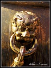 Cauldron Handle Detail (Kimberly Rodriguez) Tags: china beijing chinadigitaltimes forbiddencity