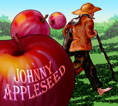 johnny appleseed IF tales & legends - by klynslis