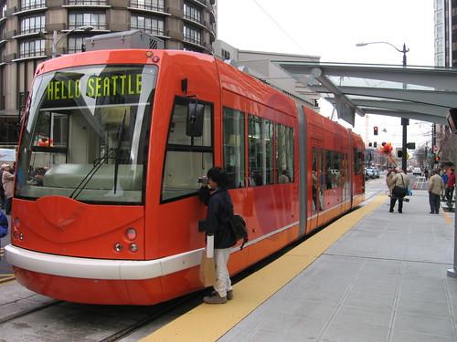 Simply Ride the slut south lake union trolley