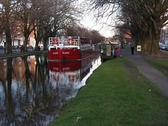 La Peniche, Grand Canal, Dublin