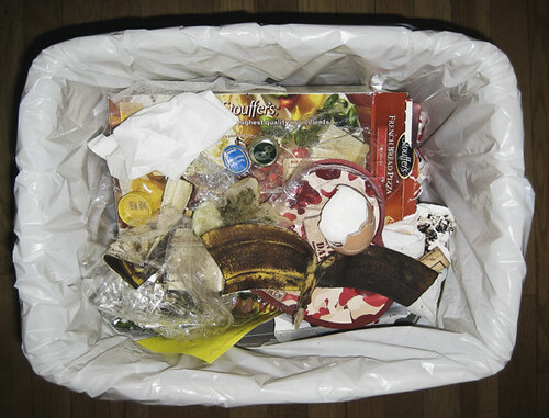 Trash Portrait #5, Feb. 15th