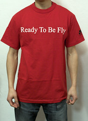 "Nike ""Ready To Be Fly"" T-Shirt"