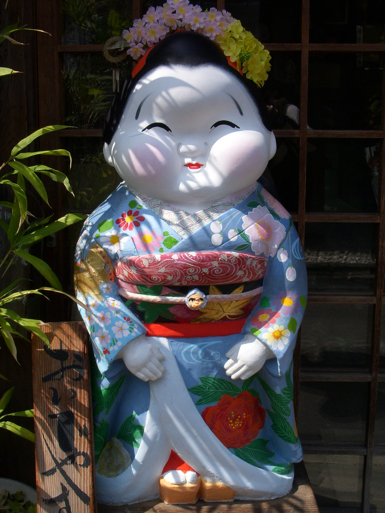 geisha de munyeco