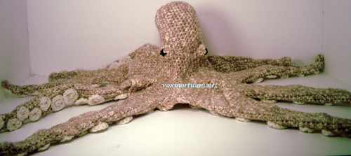 Ravelry Octopus Amigurumi Stuffed Toy Pattern By Vox Mortuum