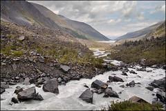 Akkem Valley (kenest) Tags: mountains river landscape altai горы akkem алтай аккем аккемскоеозеро