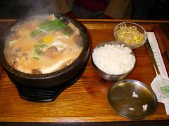 純豆腐海鮮鍋