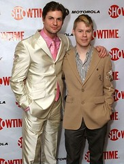 "Randy Harrison @ New York Premiere Of ""Queer As Folk"" Fourth Season (Randy Harrison Fans Club) Tags: showtime premiere qaf randyharrison galeharold halsparks winonaryder peterpaige scottlowell theagill publicappearance sharongless michelleclunie robertgant queerasfolks capotescreening jackwetherall"