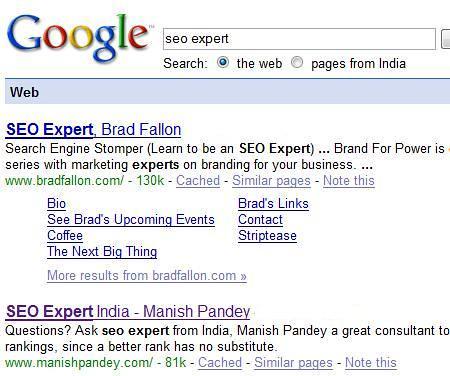 SEO Expert Manish Pandey