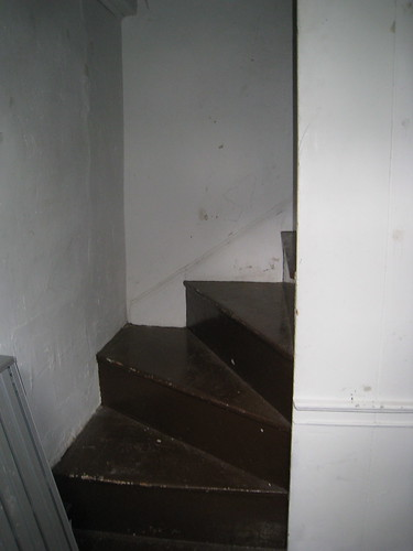 Front Hall Stairs
