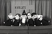 olden time potter puppet pals!!! (Makusu Dug) Tags: edited harry ron snape ppp dumbledore voldy herimone