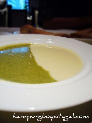 dua colori soup