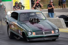 Nitro Funny car (Jarod Carruthers) Tags: 500px karl boniface nitro methane flashback drag dragster masterton motorplex dragstalgia nitromethane chevy vega chevrolet nostalgia funny car