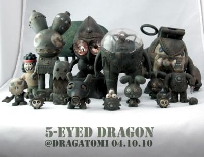 5 Eyed Dragon Show