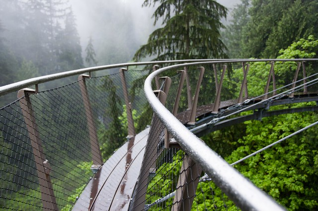 Capilano Sus Bridge Cliffwalk-22