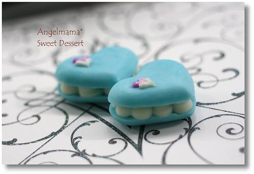天使媽媽蛋糕皂 016