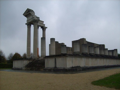 Temple Remains, Xanten