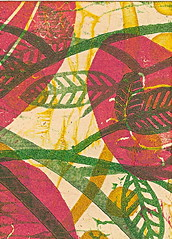 Leaves ACEO