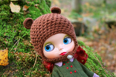Forest Meadow (Helena / Funny Bunny) Tags: autumn nature doll blythe rbl forestmeadow funnybunny simplykir gentleriver