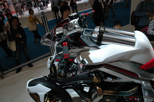 the 2007 tokyo motor show