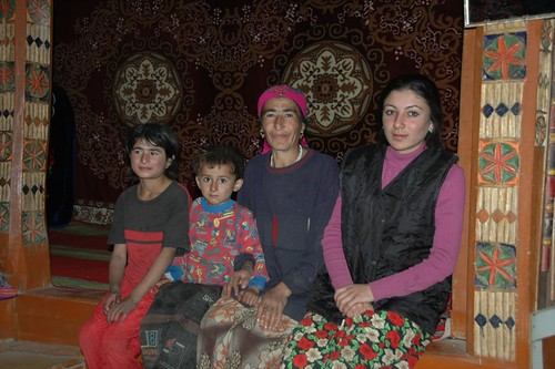 Pamiris at Home in the Wakhan Valley