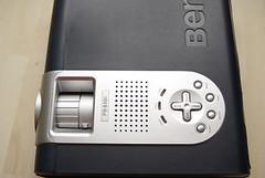 BenQ 6100 Projector top