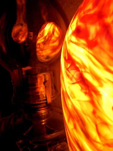 Lamp Reflecting Lamp