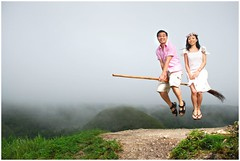 choco flying broomstick (Ryan Macalandag) Tags: emily philippines ken bohol prenuptial inqmnd focus3 boholtour