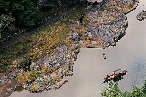 嵐山-保津川-2