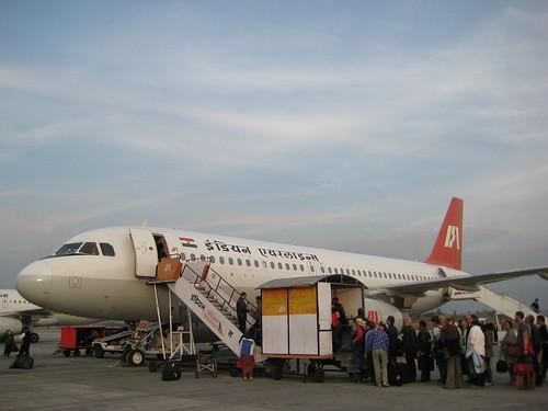 Indian Airlines por uroanna.