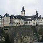 Luxembourg: Corniche