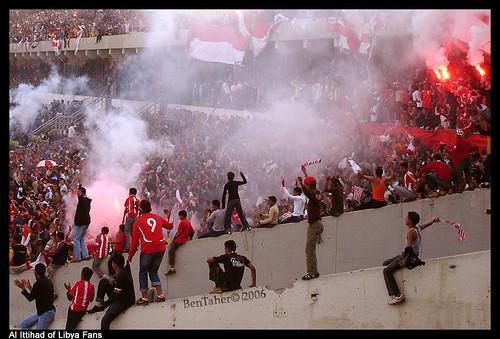 Al Ittihad of Libya (Tehaa) Fans