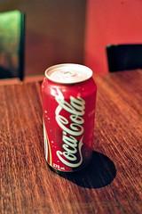 Out of focus Coke (龜董r) Tags: 2 mju superia olympus 400 roll fujifilm stylusepic xtra Ⅱ µ olympusµmjuⅡ