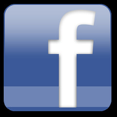 facebook [Photo by benstein] (CC BY-SA 3.0)