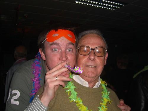 Happy 2008, Grandpa!