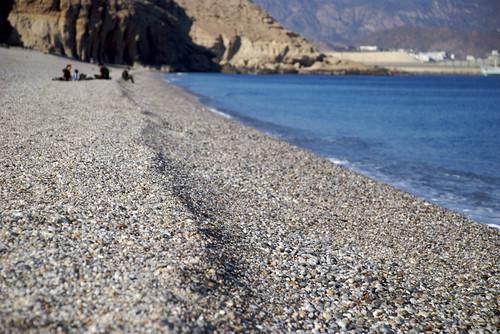 El azul cristalino del Cabo de Gata y otros colores. Almería (1)