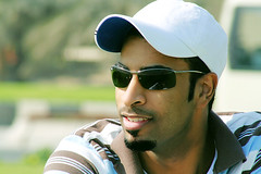 NASSER (Nasser Bouhadoud) Tags: man canon eos ray taken ban khalid nasser doha qatar  saher qatari  400d  allil saherallil aldotshy