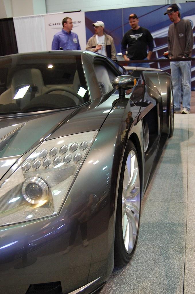 Chrysler concept car ME Four Twelve
