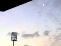 moon over Millerntor