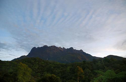 Mount Kinabalu Dawn