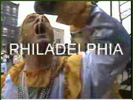 Philadelphia Mummer