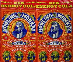 Howling Monkey Cola by Nesster, on Flickr