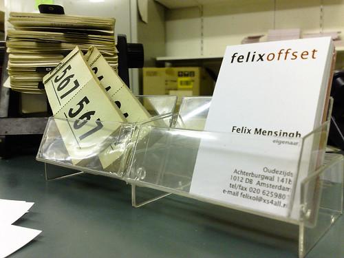 Felix Offset