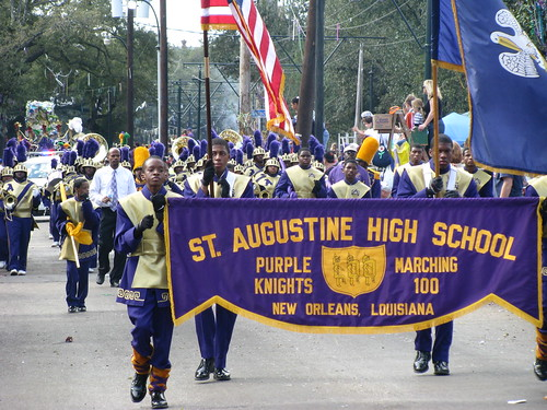 St Aug band