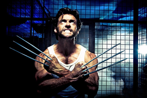 HQ Wolverine Promo #1