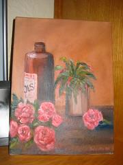 Mom's Workshop Painting